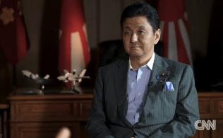 Em entrevista exclusiva à CNN, Nobuo Kishi diz que ilhas Senkaku são 'inquestionavelmente território japonês' e que serão defendidas como tal