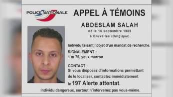 Salah Abdeslam é o único do grupo que realizou o atentado a ser capturado vivo pela polícia