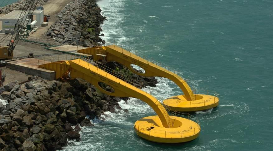 Projeto no Porto de Pecém instalou a primeira usina de ondas da América Latina