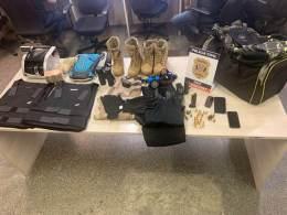 Secretaria ainda não confirmou relação com o assalto na cidade do interior paulista, que deixou três mortos