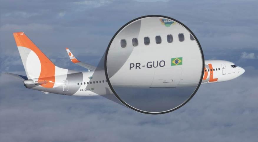 Prefixos de aviões