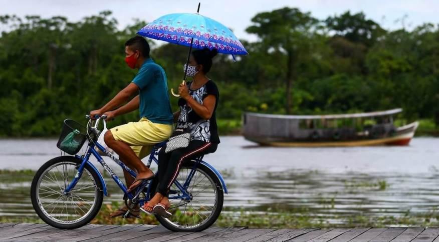 Afuá, no Pará, possuía apenas 13 veículos registrados em 2020