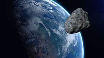 Fragmento de 3 metros de diâmetro passou a 15 mil quilômetros do planeta