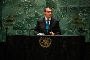 Imprensa internacional repercute discurso de Bolsonaro na Assembleia-Geral da ONU