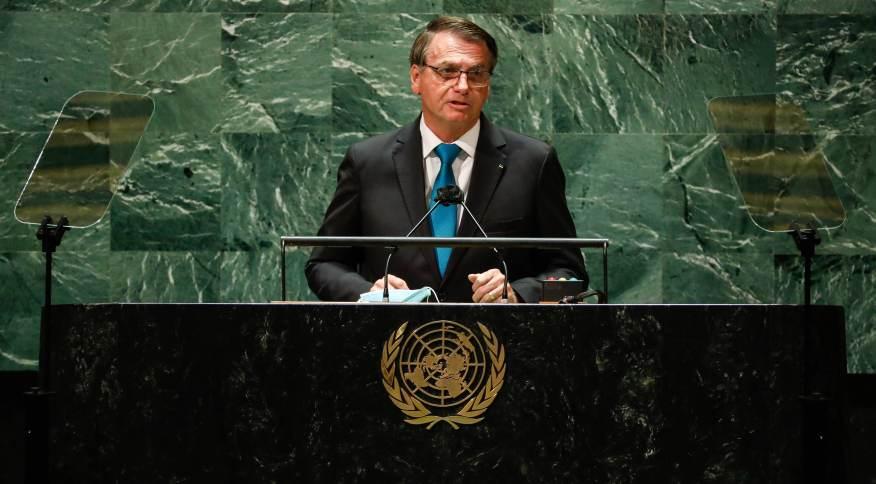 Discurso do Presidente da República Jair Bolsonaro