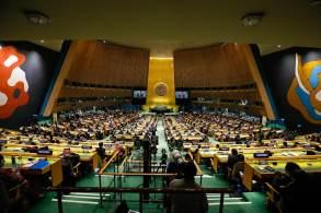 Como manda a tradição das assembleias das Nações Unidas, presidente brasileiro é o primeiro líder mundial a falar, depois do secretário-geral da organização