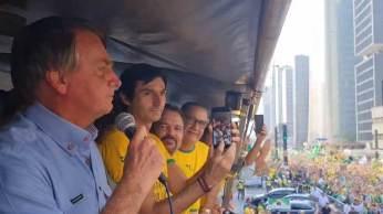 A decisão dos líderes foi motivada pelo teor do discurso do presidente nos atos pró governo em São Paulo