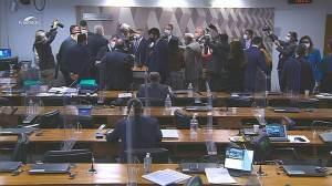 Ataque de Wagner Rosário a Simone Tebet acaba em discussão na CPI
