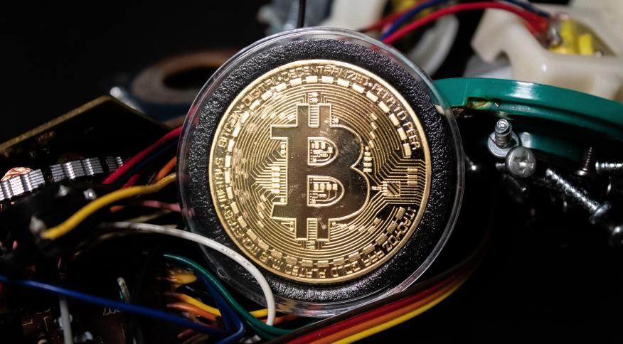 A mineração de bitcoin demanda, atualmente, computadores com grande capacidade operacional