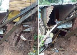 Nas últimas 24 horas, choveu 56 milímetros em Porto Alegre, de acordo com a Defesa Civil; há riscos de mais temporais entre esta quarta e quinta-feira