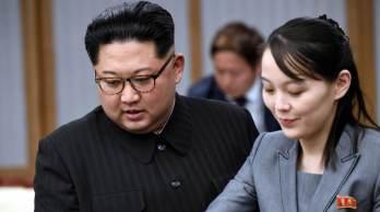 Irmã do líder norte-coreano Kim Jong Un disse que o país pode considerar a realização de uma cúpula intercoreana