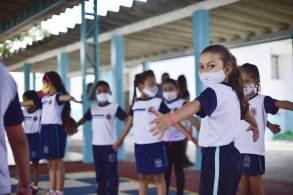 De acordo com relatório da Organização para a Cooperação e Desenvolvimento Econômico (OCDE), o Brasil não aumentou o orçamento para a educação no ensino fundamental em 2020 e 2021