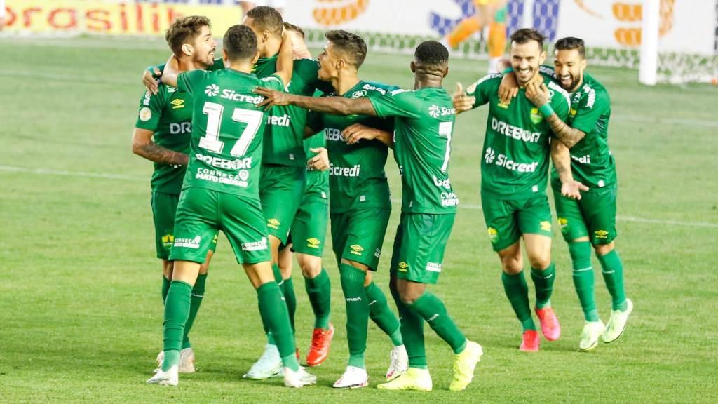 Cuiabá venceu o Juventude fora de casa por 2 a 1