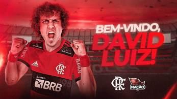 Pelas redes sociais, o Flamengo anunciou qual será o número utilizado por seu novo contratado: o 23