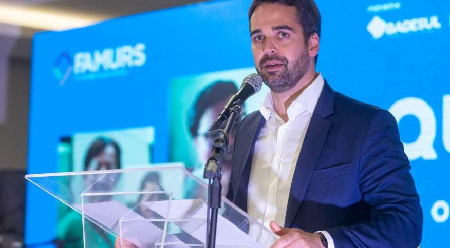 Eduardo Leite se lançou pré-candidato à Presidência pelo PSDB