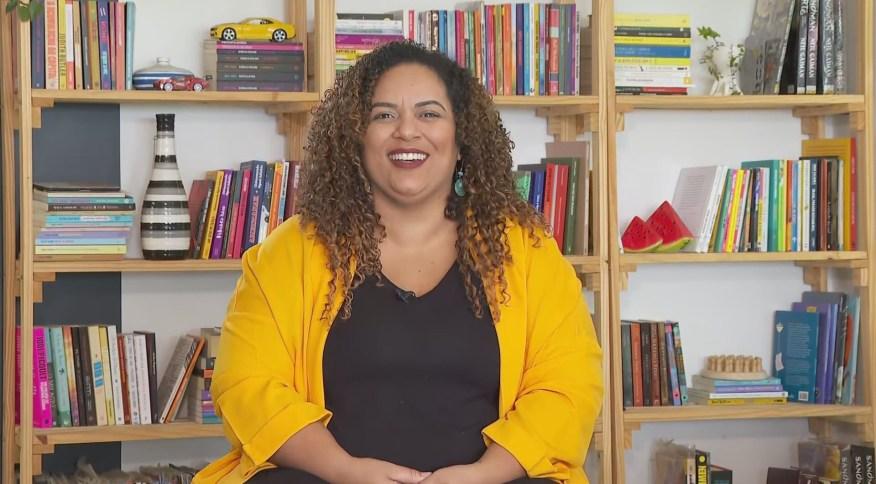 Educadora parental e escritora Elisama Santos é a convidada desta sexta-feira (24) do CNN Nosso Mundo