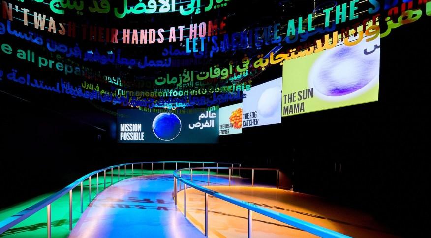 Expo Dubai estava programada para iniciar em 2020 e foi adiada devido à pandemia
