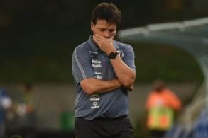 Técnico estava à frente do time paulista desde 7 de maio