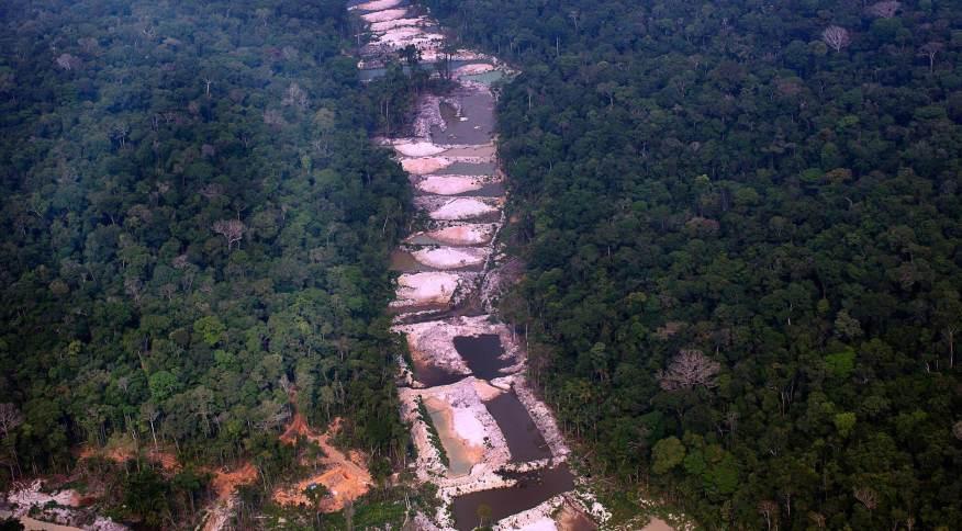 Importância dos povos indígenas na preservação da Amazônia é valorizada, mas sofre com o avanço dos garimpos