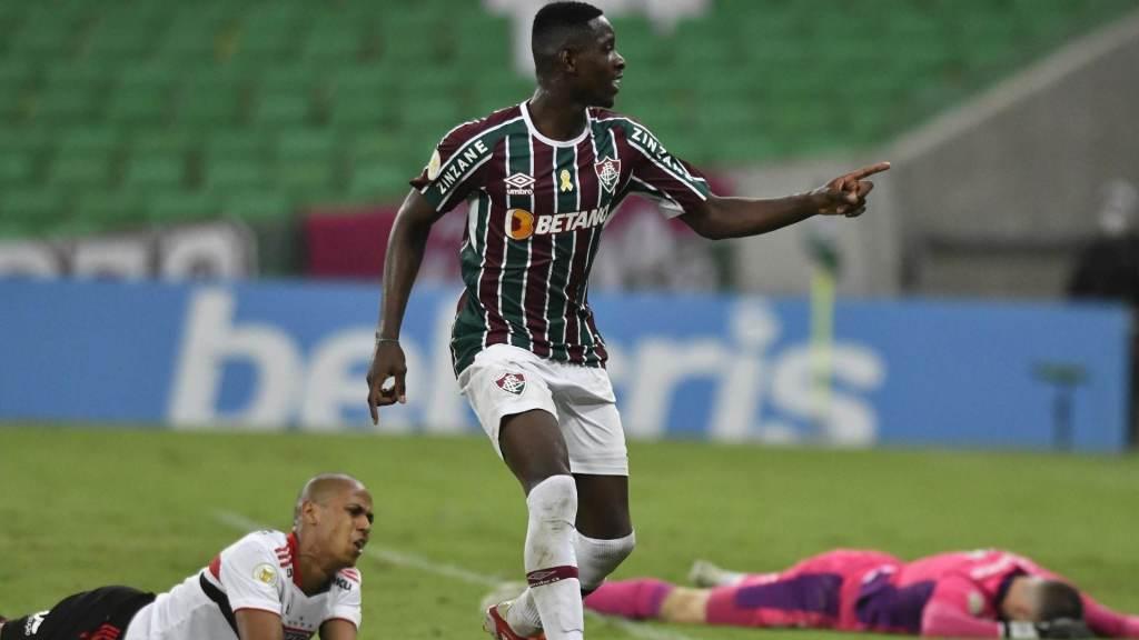 Fluminense venceu o São Paulo por 2 a 1 no Maracanã