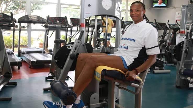 Geisa Oliveira era tetracampeã brasileira de basquete