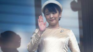 Nem todo mundo aprova o casamento desta princesa, mas ela vai em frente