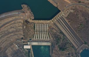 Agência também melhorou projeções para as hidrelétricas no Centro-Oeste e no Norte