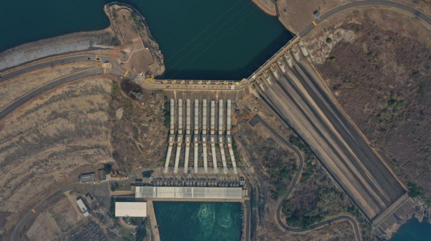 Expectativa para chuvas em hidrelétricas melhorou