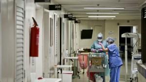 Covid-19: 95% dos internados em hospital de referência no Rio não se vacinaram