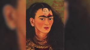 Autorretrato de Frida Kahlo pode bater recorde e ser vendido por R$ 159 milhões