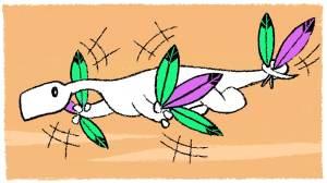 """""""Cabeças assassinas gigantes voadoras"""": as criaturas dos céus pré-históricos"""