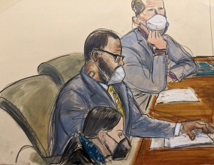 Cantor norte-americano R. Kelly é condenado por extorsão e tráfico sexual
