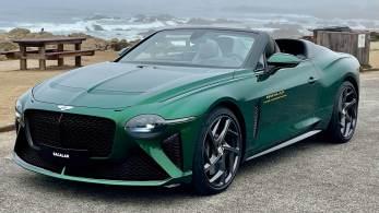 Com poucas unidades sendo fabricadas (e pelo preço alto), o Bacalar é, essencialmente, um carro conceito de propriedade privada; veja fotos