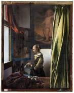 """Elemento """"escondido"""" em obra de arte é o último mistério do holandês Vermeer"""