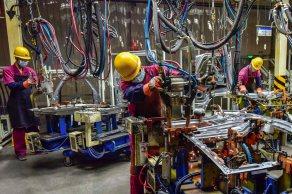 Fábricas estão sendo afetadas pela elevação do custo da energia, de acordo com o Escritório Nacional de Estatísticas da China