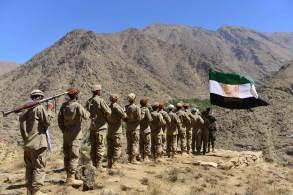 Vale Panjshir, sede do movimento de resistência do Afeganistão, registrou combates neste domingo (5)