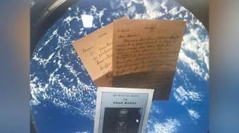 Ex-astronauta da Nasa Chris Cassidy foi responsável por levar Chad Keller ao espaço