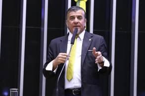 Parlamentar perderá mandato a partir de publicação no Diário Oficial da Câmara