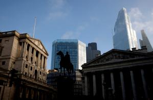 BoE prevê nível menor do PIB britânico no 3º tri e inflação de 4% no 4º tri