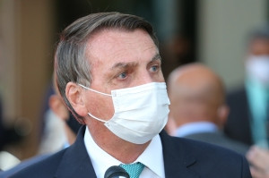 Bolsonaro testa negativo para a Covid-19