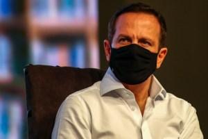Doria rebate Saúde e diz que SP continuará aplicando Coronavac em 2022