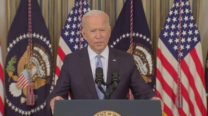O presidente dos EUA, Joe Biden, assinou lei para atender americanos acometidos pela síndrome