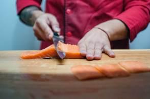 Algumas opções, como o atum, são boas para as pessoas, mas não fazem bem à natureza