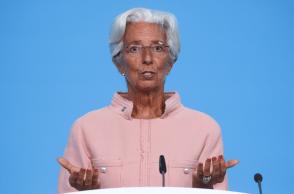Presidente do Banco Central Europeu atribuiu recuperação à rápida campanha de vacinação