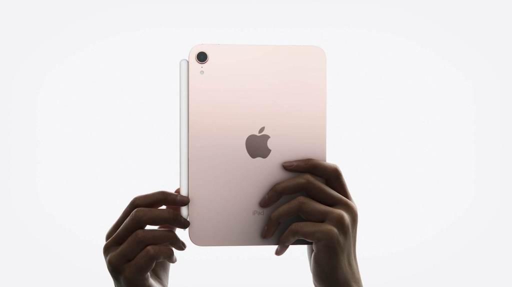 iPad Mini terá novas cores