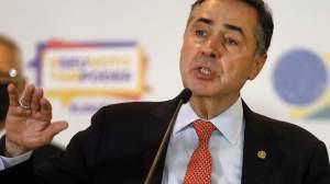 'Instituições venceram no 7 de Setembro', afirma presidente do TSE