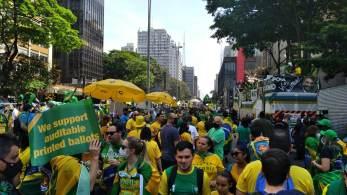 Publicações pelo mundo destacaram a queda da popularidade do presidente Bolsonaro e seu discurso contra a Suprema Corte do país