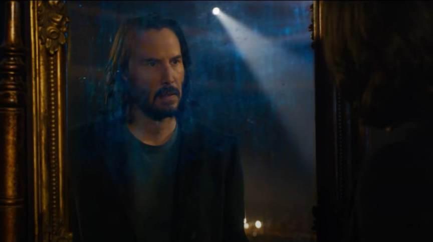 Thomas Anderson (Keanu Reeves) deve voltar a ser Neo após redescobrir a Matrix, sugere trailer do 4º filme da franquia