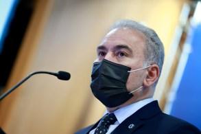 Titular da Saúde foi contaminado pela Covid-19 enquanto fazia parte da comitiva que acompanhou o presidente Jair Bolsonaro na Assembleia-Geral da ONU