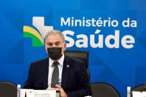 Médico Ricardo Queiroz Gurgel assume três meses depois de a enfermeira Franciele Fantinato deixar o cargo